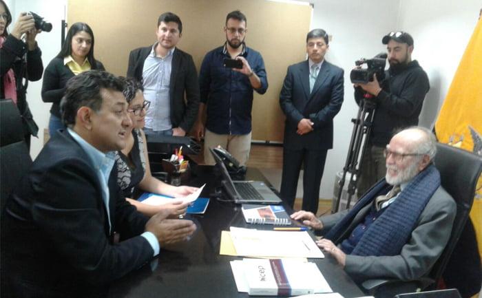 Unidad Popular presentó dos pedidos al Consejo transitorio