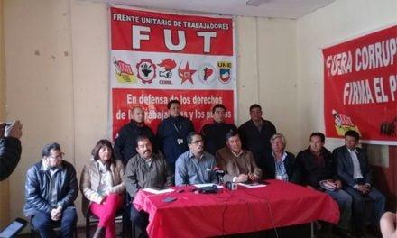 Trabajadores: Camino a la recuperación de derechos