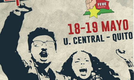 Universitarios en la lucha por sus derechos