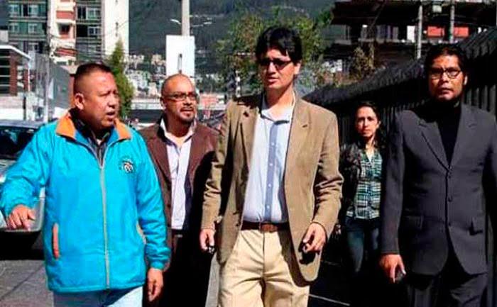 Los «Tres de Cotopaxi» recibieron Carta de Admisibilidad por parte de la CIDH