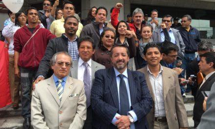 Disculpas públicas, el después de la criminalización sobre los 10 de Luluncoto, Yasunidos y Periodistas.