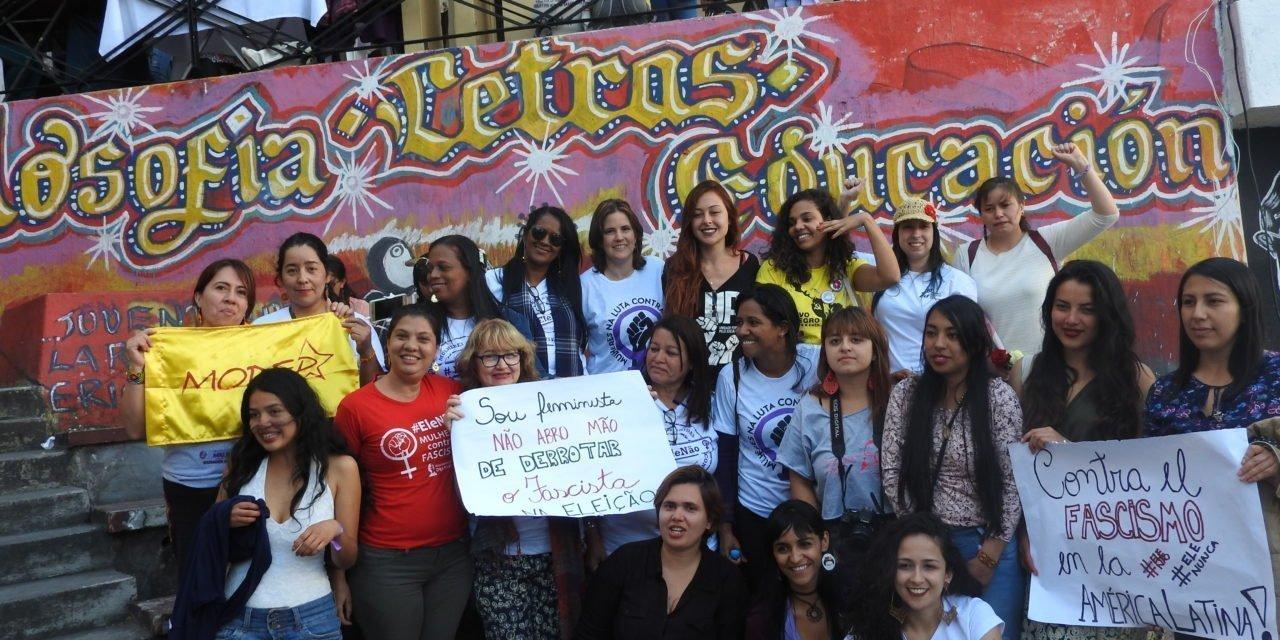 PLATAFORMA DE QUITO – DECLARACIÓN DEL II ENCUENTRO DE MUJERES DE AMÉRICA LATINA Y EL CARIBE