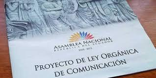 Los claroscuros de la Reforma a la Ley Orgánica de Comunicación