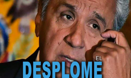 El desplome de Moreno.