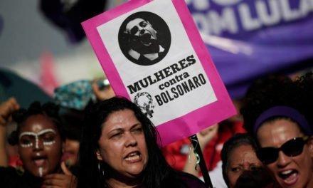 Brasil: La mayoría de los electores no voto por el millonario fascista.
