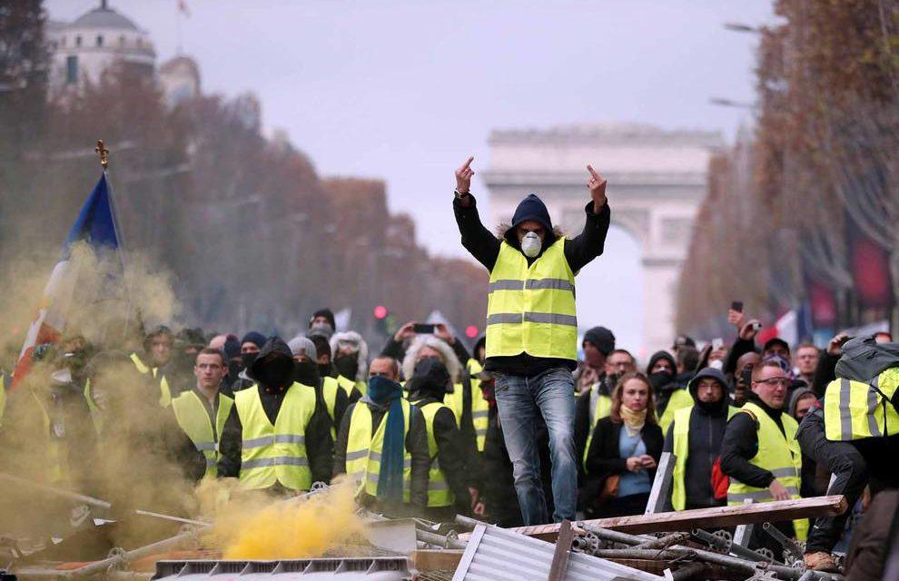 Francia: Para eso sirven las protestas.