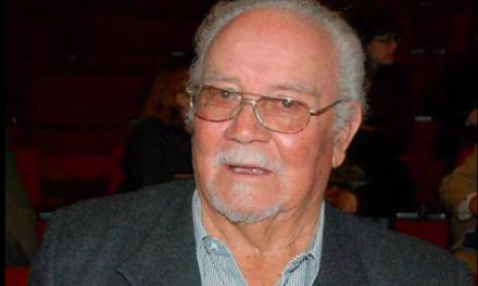 Alfonso Murriagui, poeta comunicante, siempre en movimiento y como el agua: transparente