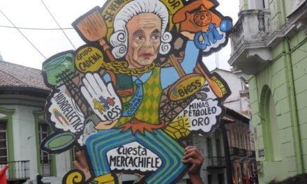 Masivas movilización rechazó medidas del gobierno en todo el Ecuador.