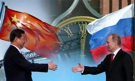 La alianza estratégica de China y Rusia destroza la hegemonía occidental