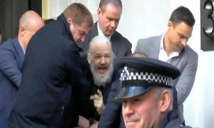 Assange y la sumisión total del régimen de Lenin Moreno*
