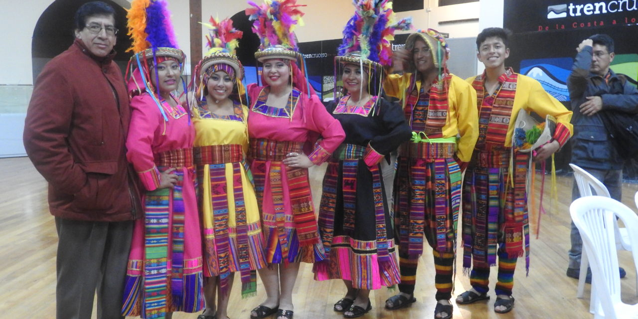 VI Encuentro Intercolegial de Arte y Cultura