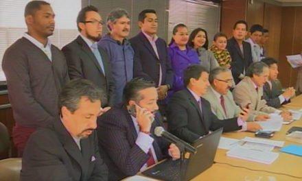 """Los 10 de Luluncoto ante las """"tramas"""" para violar derechos humanos."""