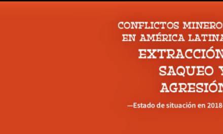 Conflictos mineros en America Latina