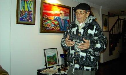 Gonzalo Mendoza (Avispa), artista y revolucionario ejemplar