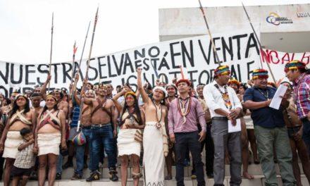 Triunfo judicial de los indígenas Waorani contra industria petrolera