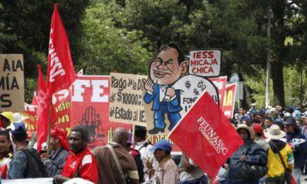 FEUNASCC realizó gran movilización campesina