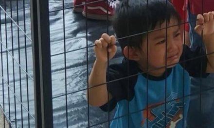 Campos de concentración para niños