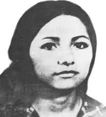Rosita Paredes, heroína popular