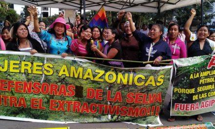 Ofensiva extractivista en el Ecuador