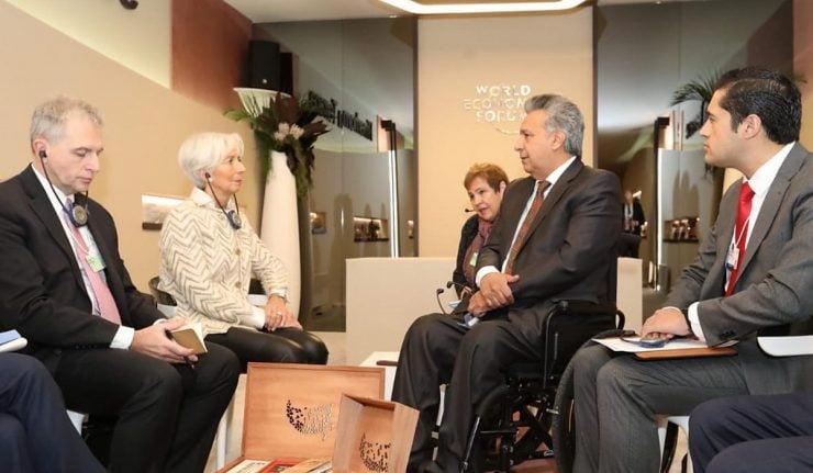 Le FMI gouverne en Équateur aujourd'hui