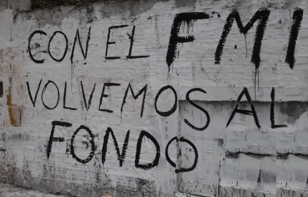 Quién genera la violencia en el ecuador?