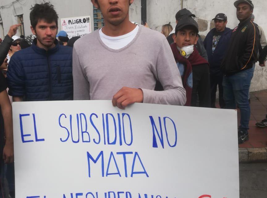 El camino de Moreno hacia el FMI