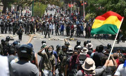 Bolivia: las dos mitades de la historia del desastre que desató la violencia