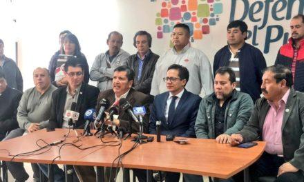 Cese del hostigamiento a líderes sociales del paro de octubre