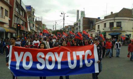 De la lucha del pueblo nació la UTC