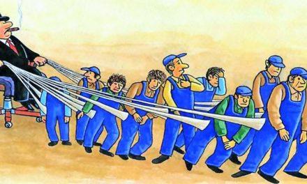 Los capitalistas no son solidarios