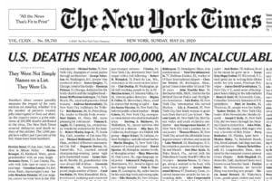 EEUU. 40 millones de desempleados, 100 mil muertos y 600 superricos más ricos