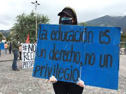 La crisis de la Educación Superior en Ecuador
