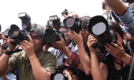 En el Ecuador los periodistas están sin protección