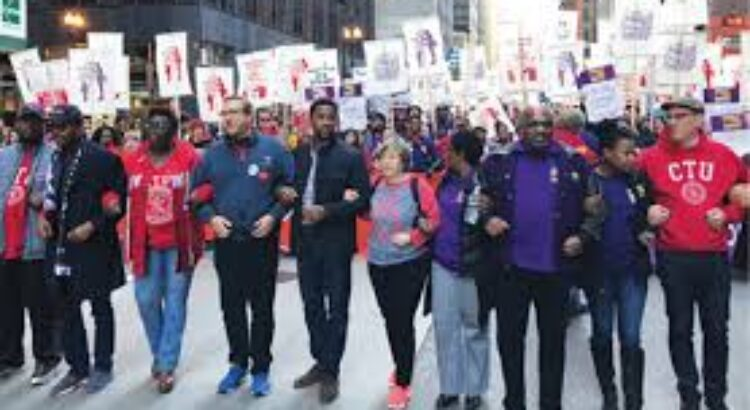Declaración Profesores de Chicago contra la violencia racial en EEUU