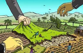 Acumulación por despojo y corrupción