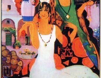 La Feria de Sevilla y  el compatriota Filemón Proaño