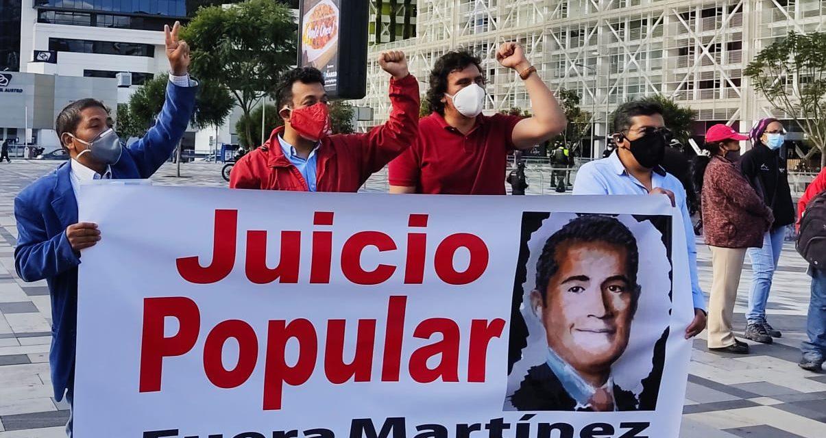 Juicio popular a Richard Martínez