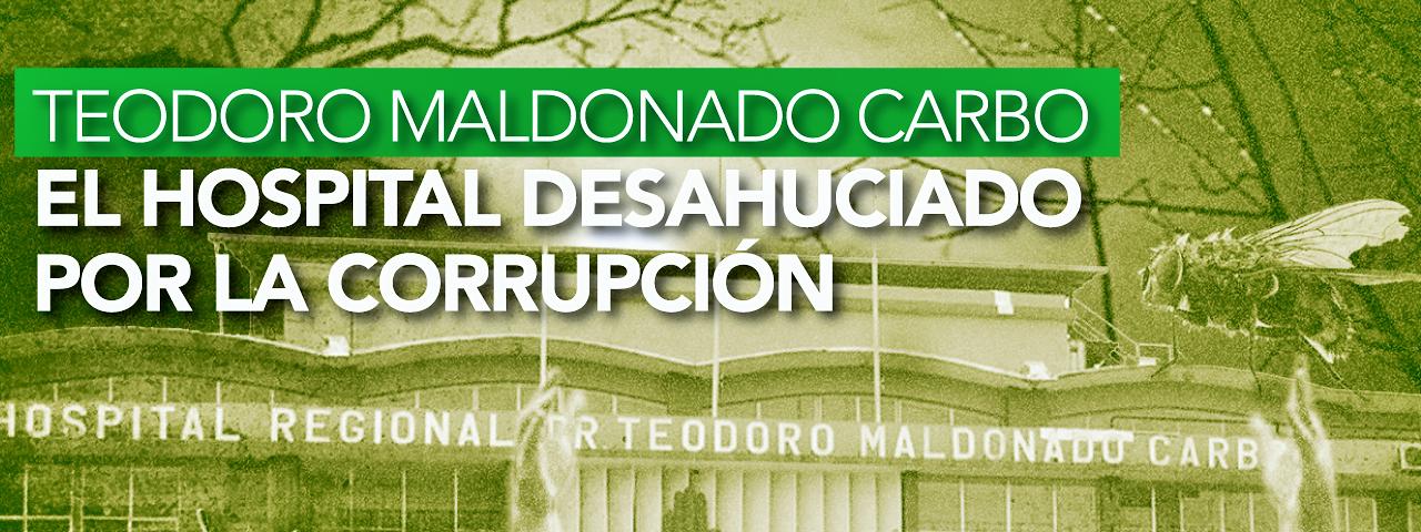 Más corrupción en el Teodoro Maldonado del IESS
