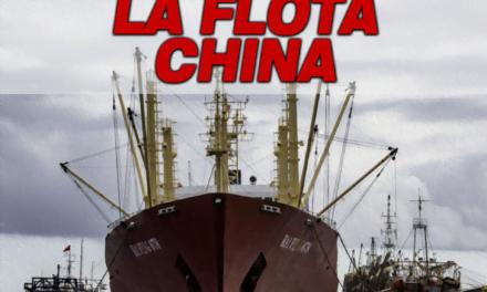 La flota China