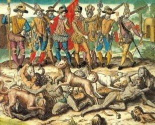 El genocidio de la pandemia colonial