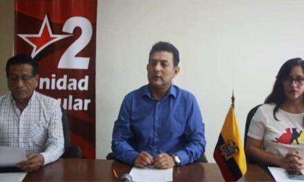 Unidad Popular, definió candidaturas nacionales