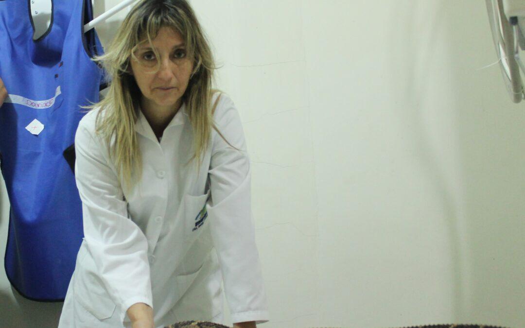 María Elena Barragán: líder en la conservación de los reptiles