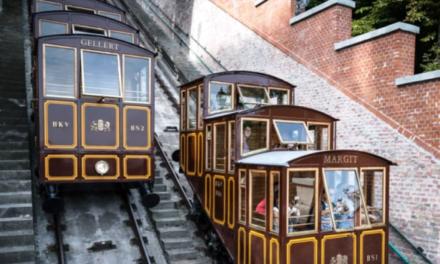 ¿Cómo funcionan los teleféricos ferroviarios?