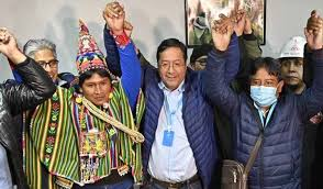 El retorno del MAS en Bolivia