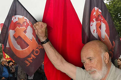 ICMLPO: Honor and glory to Comrade Raul Marco