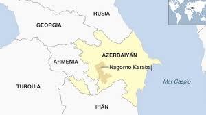 Conflicto Armenia – Azerbaiyán y las pugnas imperialistas
