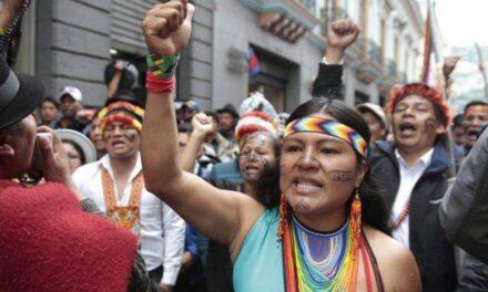 A las mujeres del Ecuador y de la región: