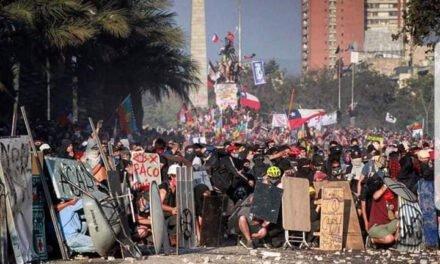 La Revolución Chilena por una Nueva Sociedad