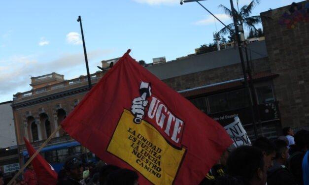 OCTUBRE y la nuevas jornadas del Frente Unitario de los Trabajadores