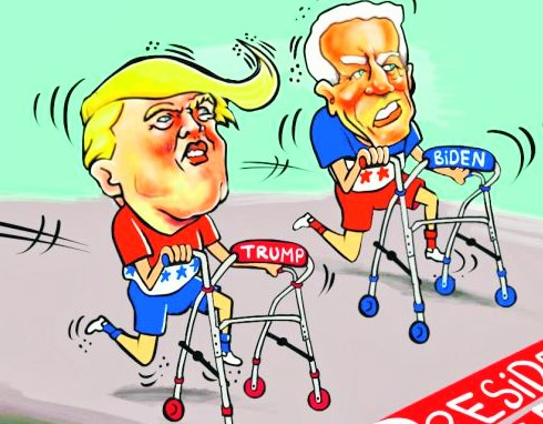 Trump o Biden